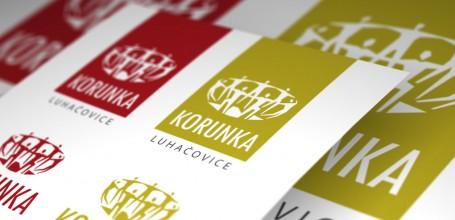 Logotyp Korunka Luhačovice