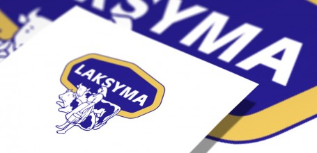 Logotyp Laksyma